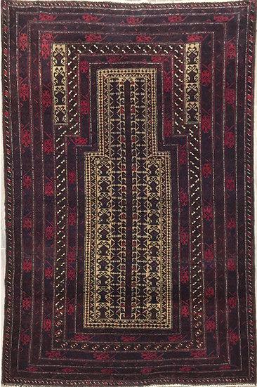 3191 Afghan Baluch 3.2x4.9