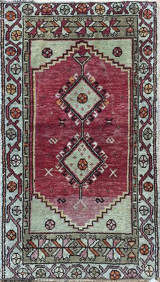 2110 Turkish Tespinar 1.9x3.6