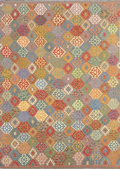 K122 Afghan Maymaneh 8.4x11.3