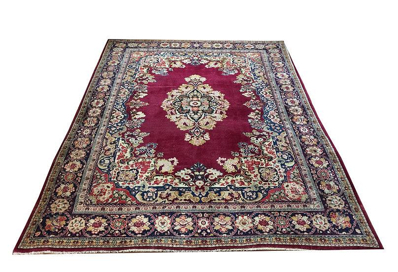 9027 Persian Sarouk Mahal 8.10x12.2
