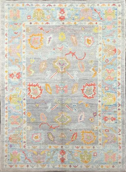 6161 Turkish Oushak 6x9.4
