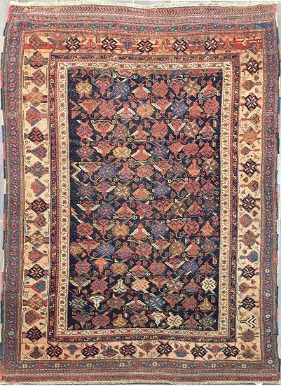 A223 Persian Afshar 3.8x5.7