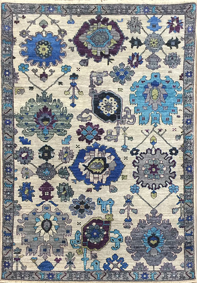 4266 Afghan Bijar 4x6