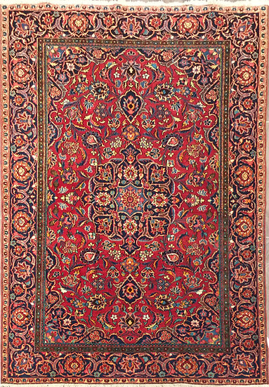 4221 Persian Kashan 4.4x6.6