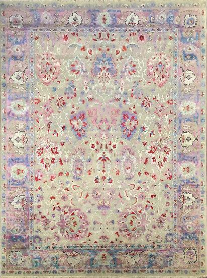 10A0223 Indian Sari Silk 10x14.2