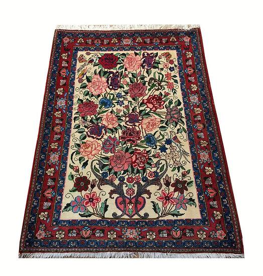3158 Persian Qom 3.5x5.2