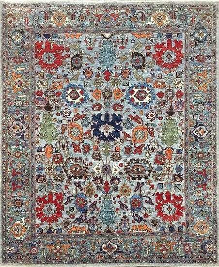 8307 Afghan Bijar 8x9.7