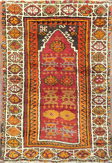 3A0260 Turkish Anatolian 2.4x3.9