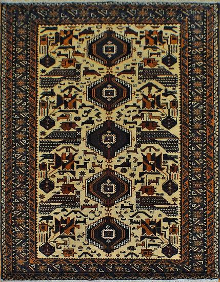 A151 Persian Baluch 3.10 x 5.10