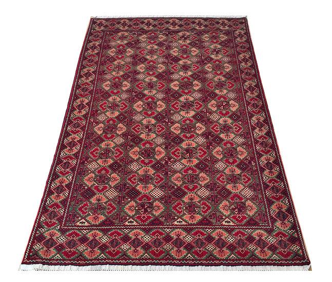 4104 Afghan Tribal 4.2x6