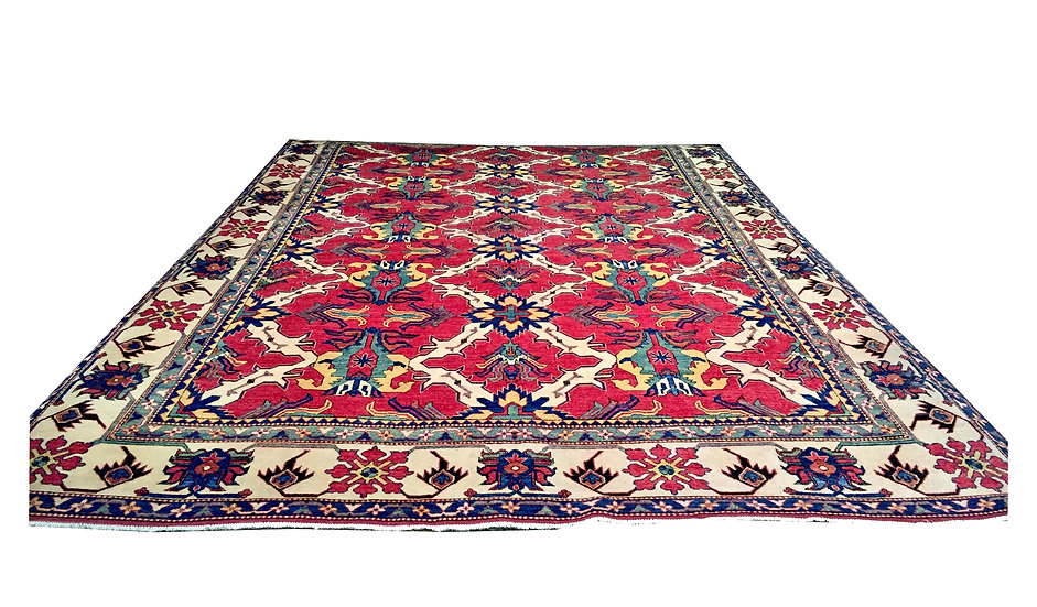 10A0029 Afghan Kazak