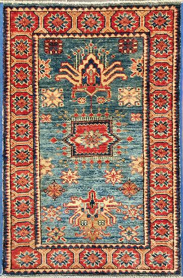 2158 Afghan Kazak 1.10X3