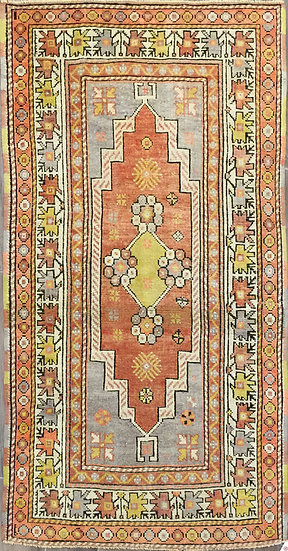 3182 Turkish Anatolian 2.9x5.3