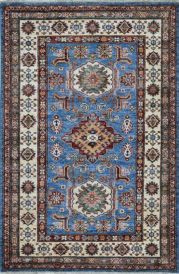 3A0246 Afghan Kazak 3.3x5