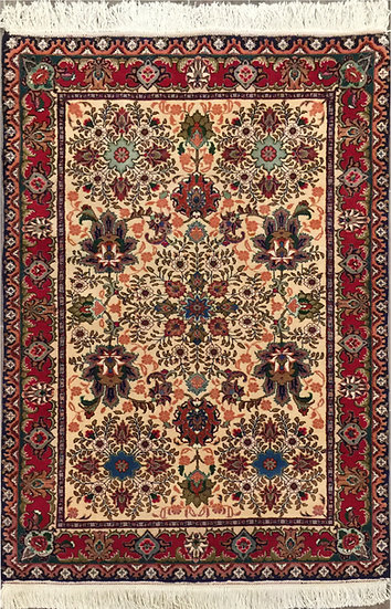 3A0281 Persian Tabriz 3.2x4.11