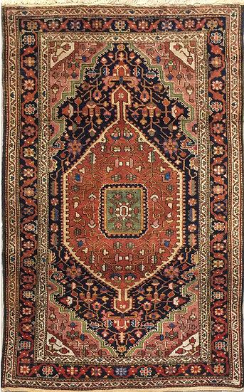 3A0191 Persian Sarouk Jozan 3.2x4.11