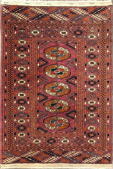 2A0259 Turkoman Bokhara 2.2x3.3