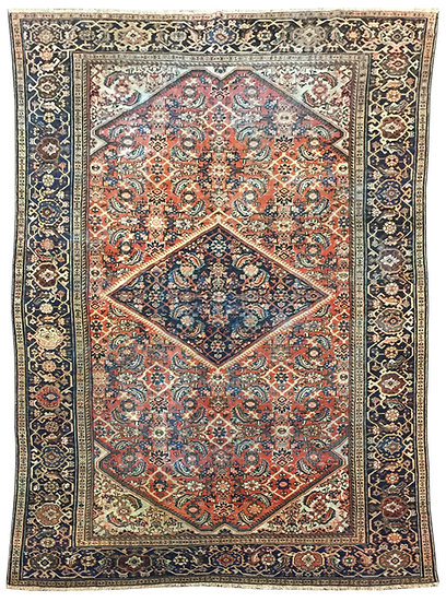 8A413 Persian Mahal 7.8x11.10