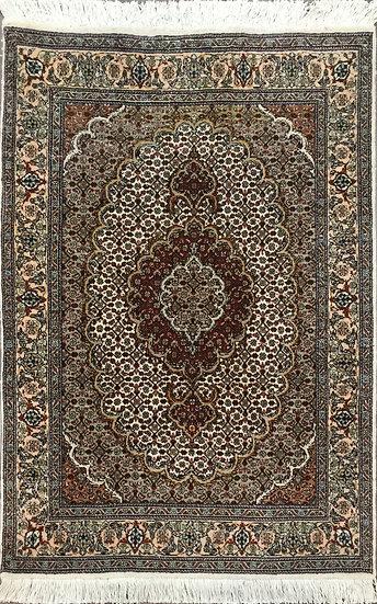 3A0307 Persian Tabriz 2.8x3.10
