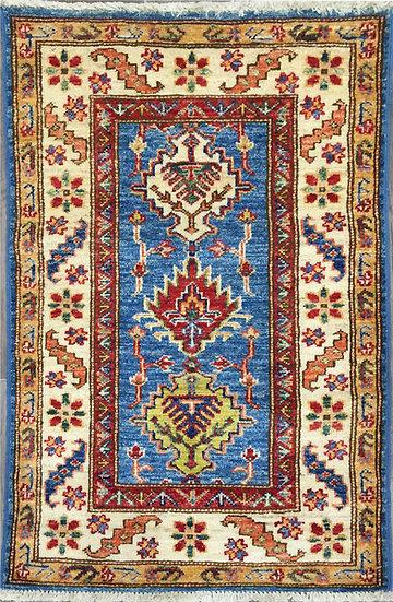 2A0306 Afghan Kazak 2x3