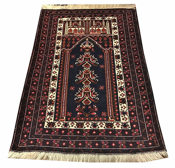 3A0021 Afghan Baluch