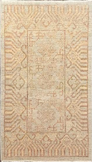 3197 Afghan Khotan 2.9x4.6