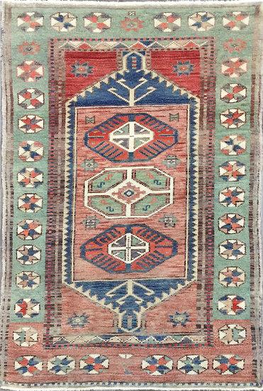 3276 Turkish Oushak 2.9x4.3