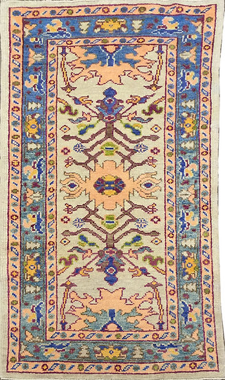 3A0179 Turkish Oushak 3.1x5.11