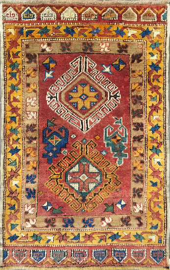2A0265 Turkish Yastik 1.10x2.10