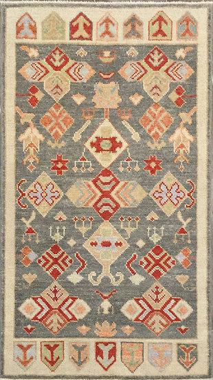 3A0145 Turkish Oushak 3x5