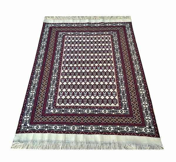 4009 Afghan Sofrah 4.3x5.10
