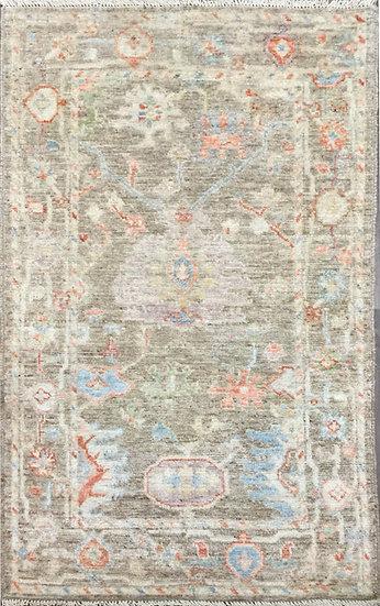 3A0301 Afghan Oushak 3.2x5