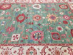 9A0441 Afghan Bijar 8.11x12   (7)