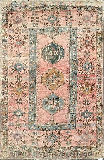 4229 Turkish Anatolian 4x6.4