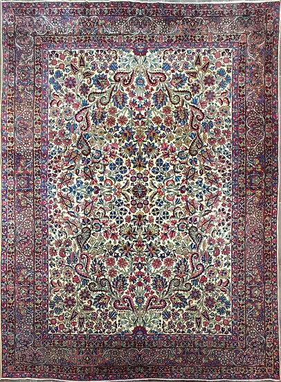 9271 Persian Kerman 8.9x11.10