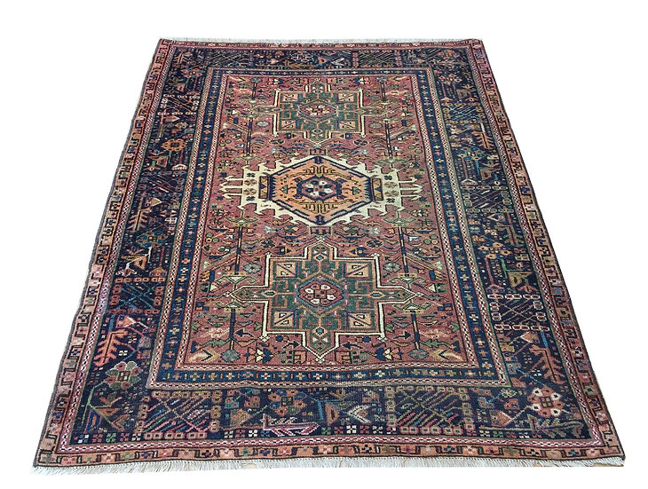 4094 Persian Karajeh 4.8x6