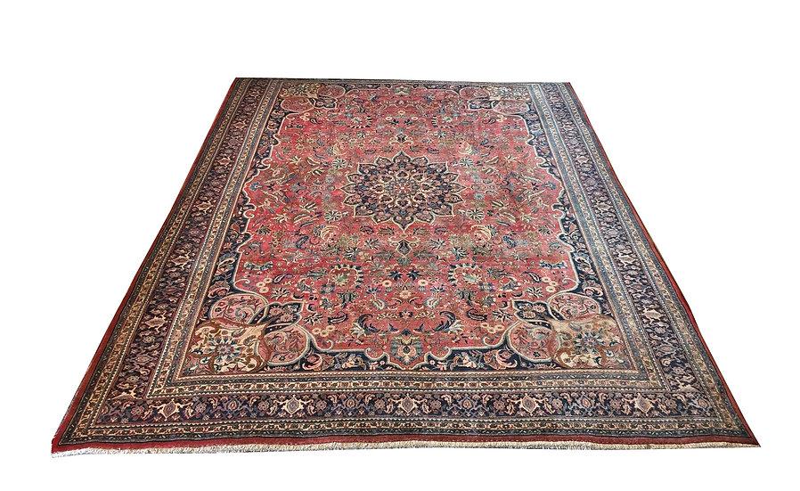 9047 Persian Bijar 8.8x12.6