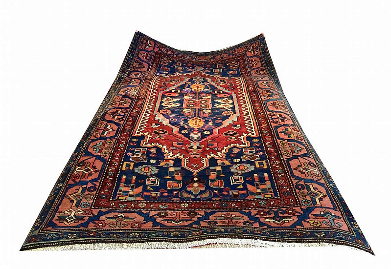 A126  4.3x7.6 Persian Hamadan