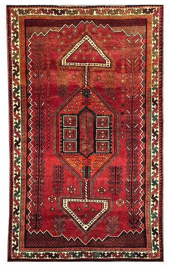 6A0122 Persian Shiraz 5x9.3