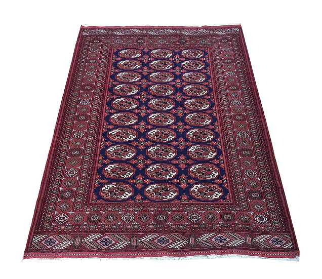 4028 Turkman Bokhara 4.4x6