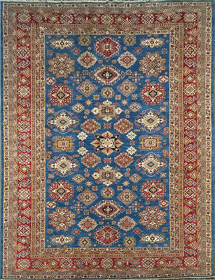 10A0160 Afghan Kazak 10.1x14.3