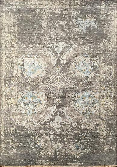 4A0144 Indian Modern Oushak 3.11x6.1