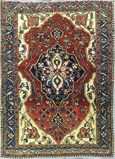 3A0304 Persian Sarouk Farahan 3.5x4.6   (5).jpg
