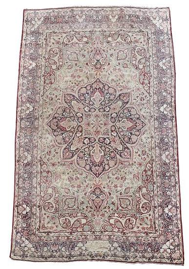10A0123 Persian Kerman  8.10x13.11