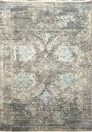 4A0203 Indian Oushak 3.11x6.2