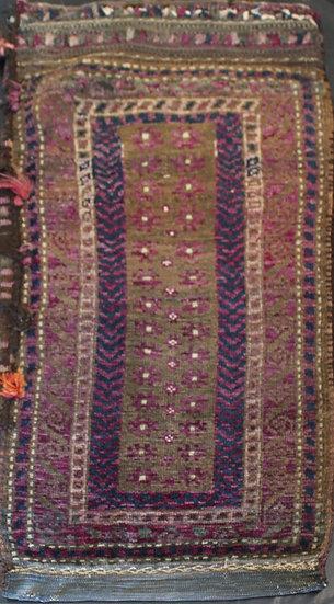2089 Afghan Bag 1.9x3.6