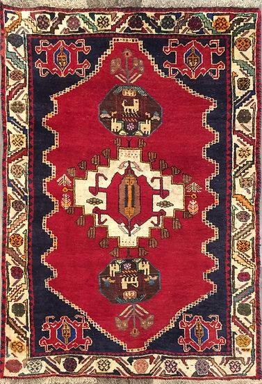 3A0227 Persian Shiraz 3.7x5.5