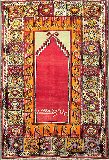 3A0240 Turkish Anatolian 3.2x5.2