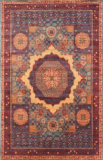 6105 Afghan Mamluk 6x9
