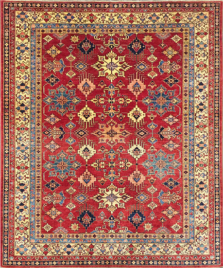 8242 Afghan Kazak 8x9.11